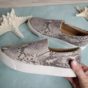 NEW Soda Python Slip On Sneakers